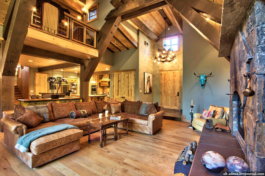Rustic Interior Archives 4betterhome