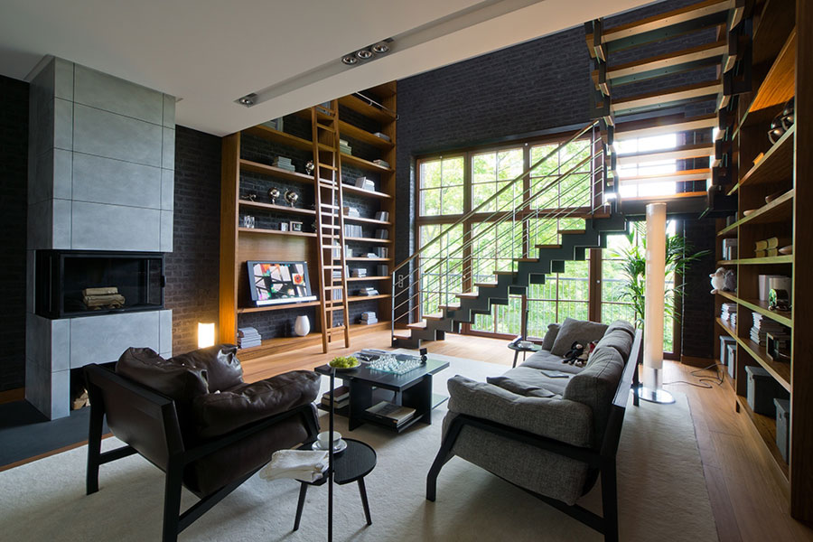 brick-living-room-wall