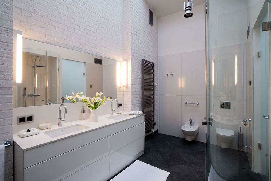 white-brick-bathroom