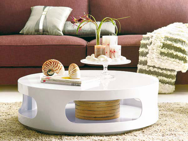 round_coffee_table_styling