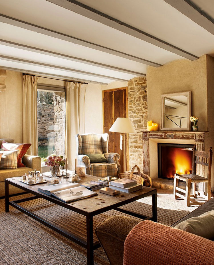 16 Stunning French Style Living Room Ideas: Modern Villa In Spain With Values Of 16th Century
