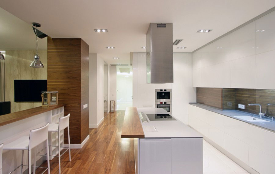 open_floor_plan_white_kitchen_design