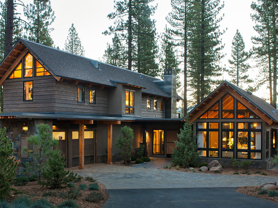 Hgtv giveaway amazing mountain home in lake tahoe for Mountain dream homes