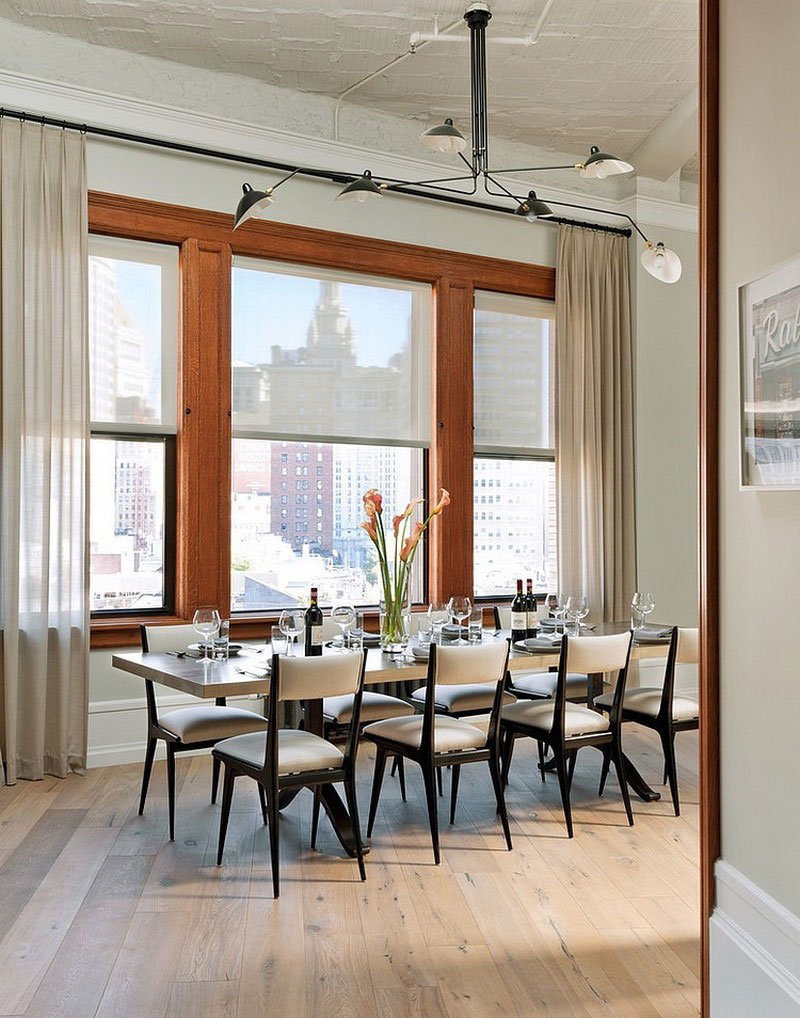 eclectic apartment New York