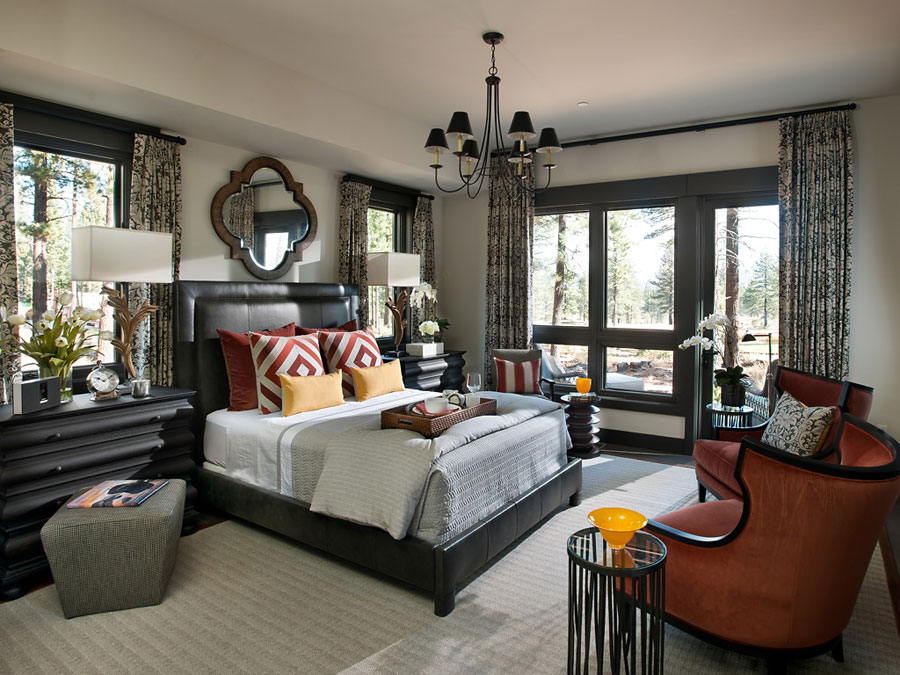 hgtv mountain home bedroom