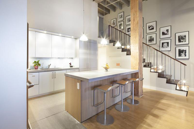 Urban Loft Style Apartment For Big Family In New York City