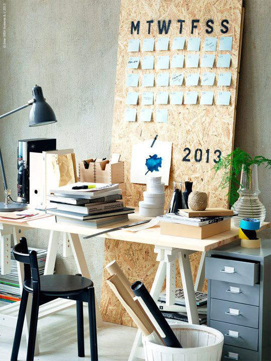 Creative Workspace Design For Home Office