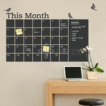 home office wall sticker