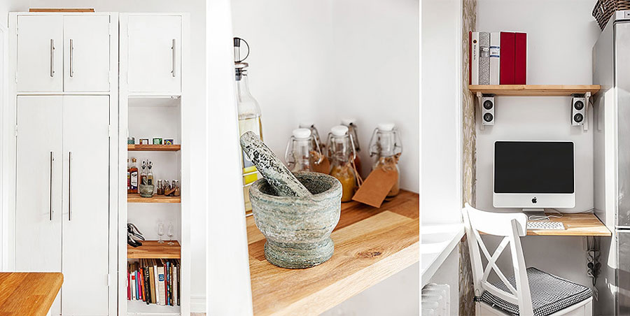 scandinavian kitchen decorations