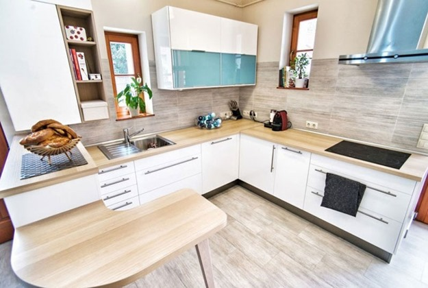 tips and ideas for creating small kitchen design