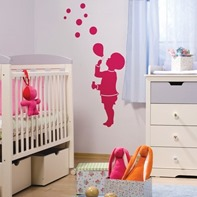 vinyl stickers design for childrens room
