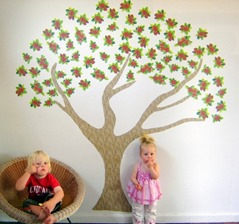 vinyl stickers ideas for kids room
