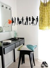wall sticker for bedroom