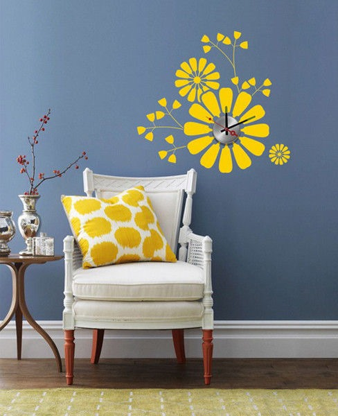 How To Use Sunshine Yellow Color In Interior Design