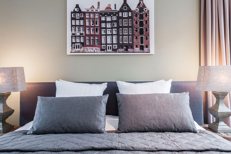 studio apartment in amsterdam