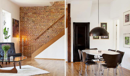 two-level-loft-apartment-with-brick-wall-interior-in-sweden-10-794x546
