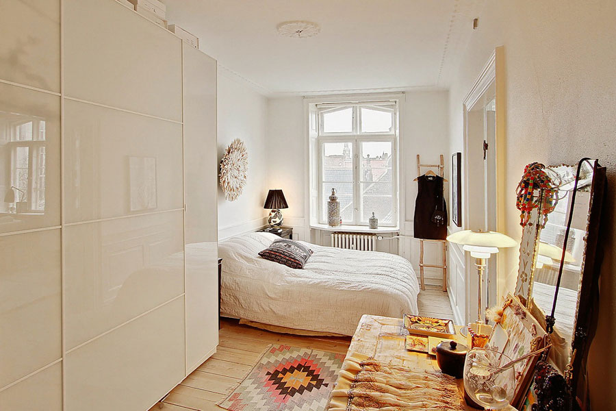scandinavian style apartment interior design
