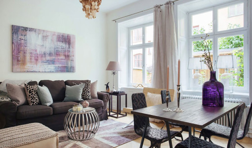 swedish apartment interior design