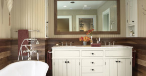 elegant small classic bathroom design ideas