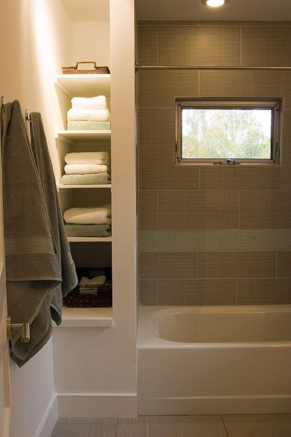 Wonderful Bathroom Storage Ideas