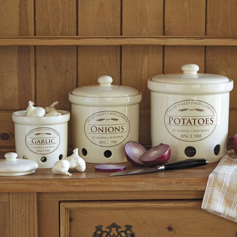 Kitchen Canisters And Jars An Important Design Part Of