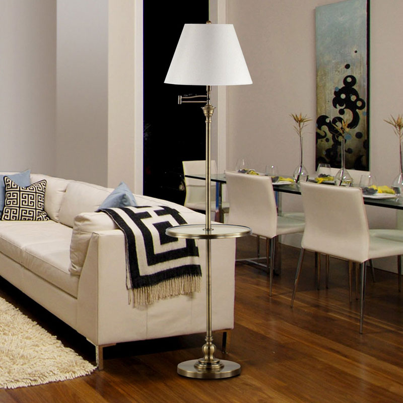47 Gorgeous Floor Lamp Living Room Design Ideas