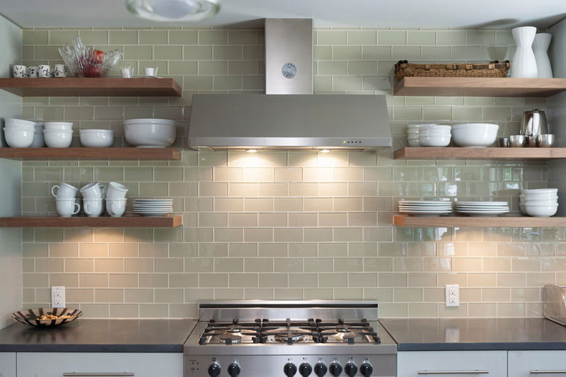 ... Kitchen Shelving Ideas