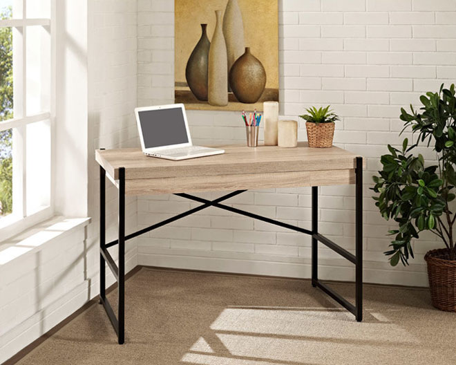 small desk home office