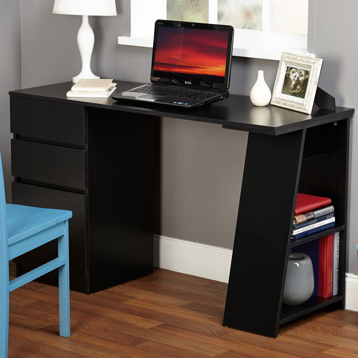 Small office desk solutions small space solutions home for Small space office solutions