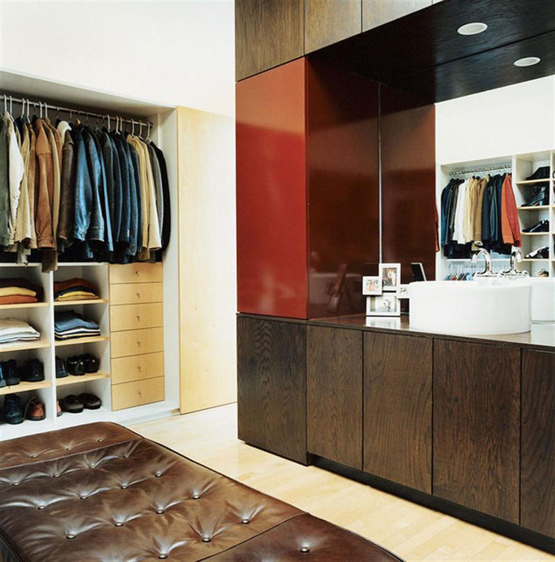 ideas for closet design