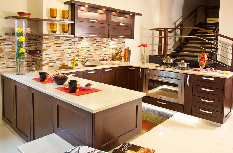 Kitchen Design Karachi u shaped kitchen designs: 30 modern - classic interiors