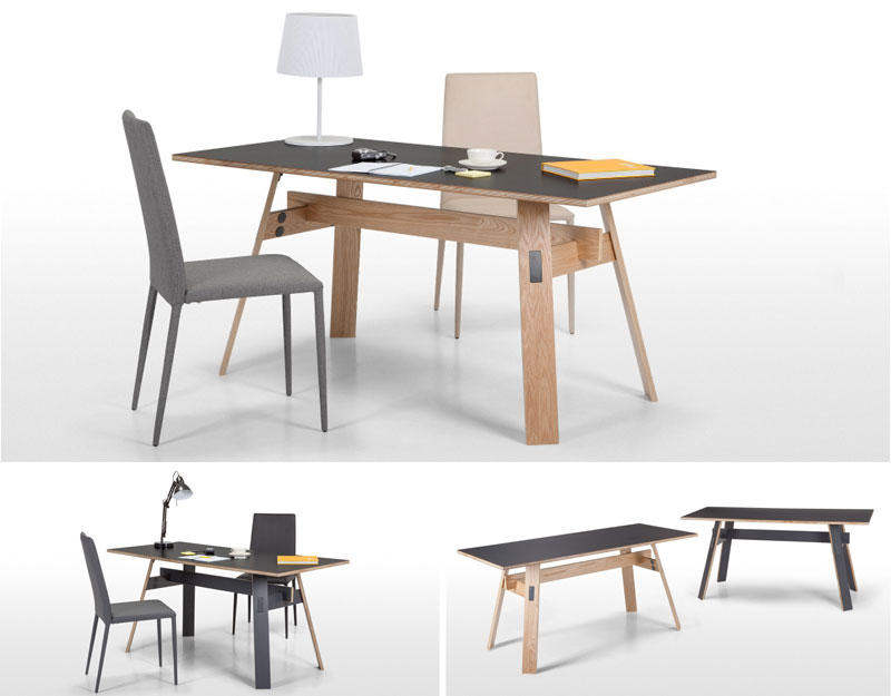 compound desk