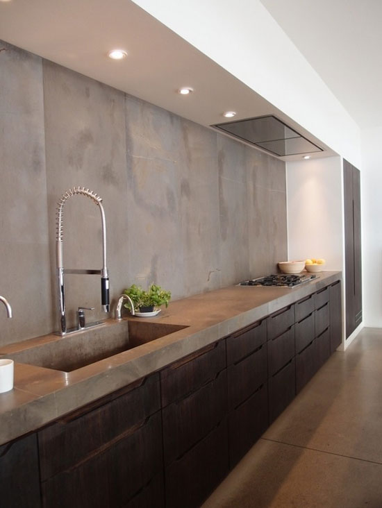interior concrete designs