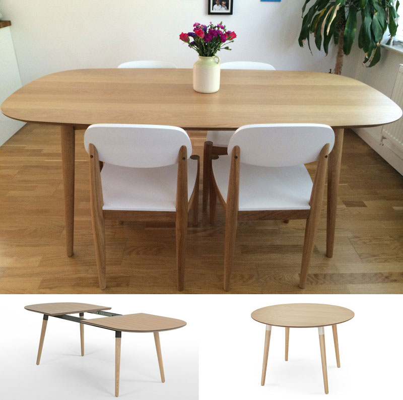 11 Modern Dining Room Tables At An Affordable Price