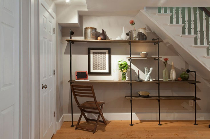 37 Functional And Creative Under Stair Storage Ideas