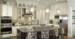 lights for kitchen island