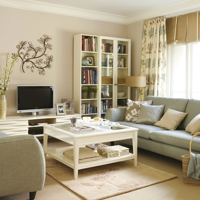 44 cozy and inviting small living room decorating ideas for Cozy family room decorating ideas