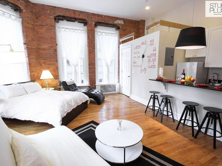 27 amazing small studio apartment design ideas