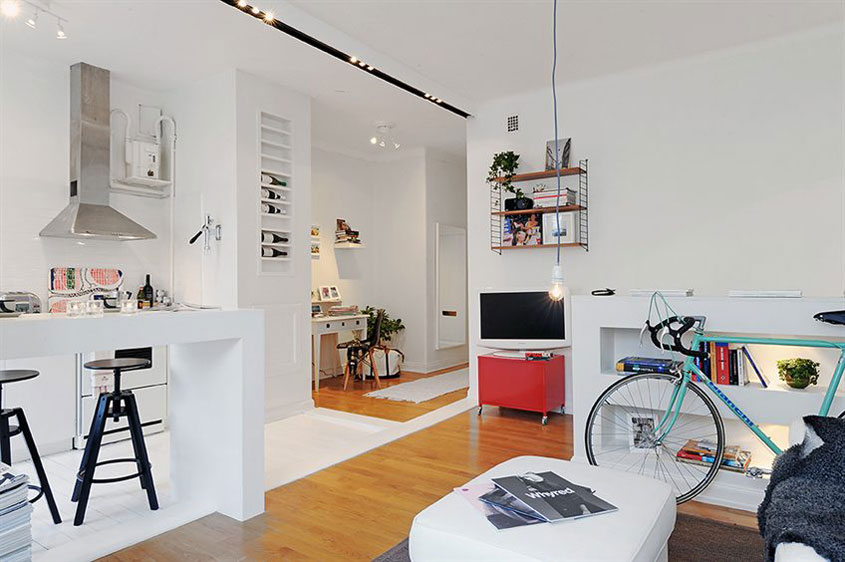 apartment studio design