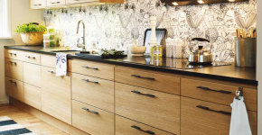 wood kitchens designs modern classic style