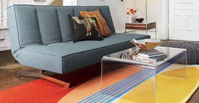 clear coffee table solutions