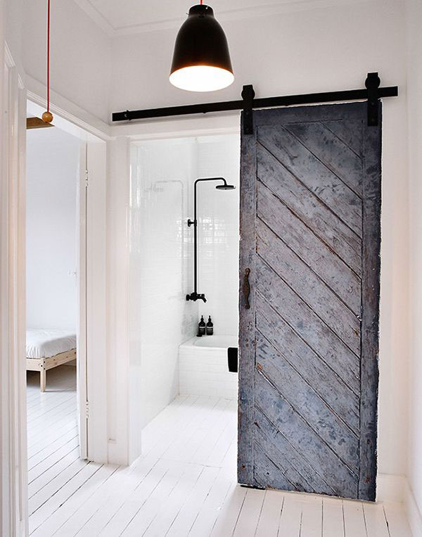 45 barn style sliding door ideas in home d 233 cor living in a barn stunning barn inspired interior design