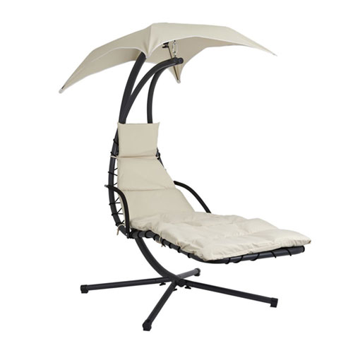 Comfortable Lay Back Outdoor Lounge Chair