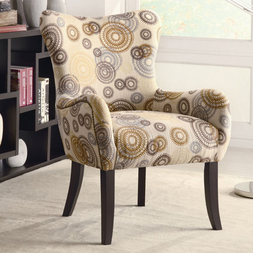 contemporary style arm chair by wildon home