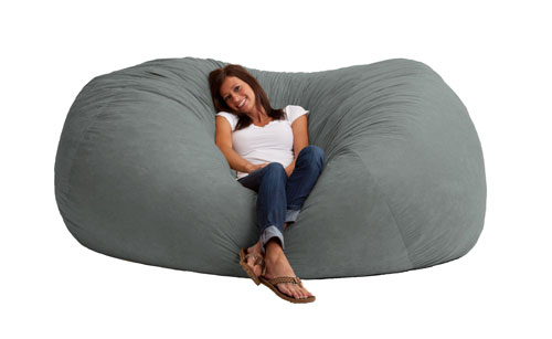 Relaxing Fuf Foam Filled Sofa by Comfort Research