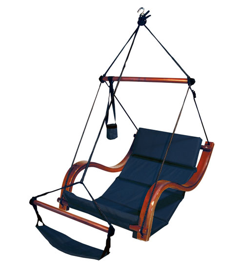 Trendy and Elegant Hammock Hanging Lounge Chair