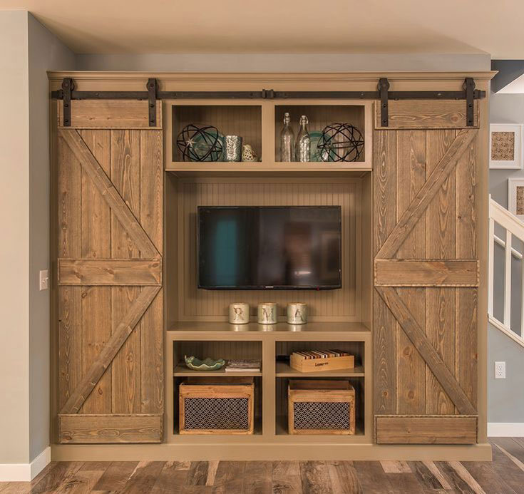 45 Barn Style Sliding Door Ideas In Home D 233 Cor