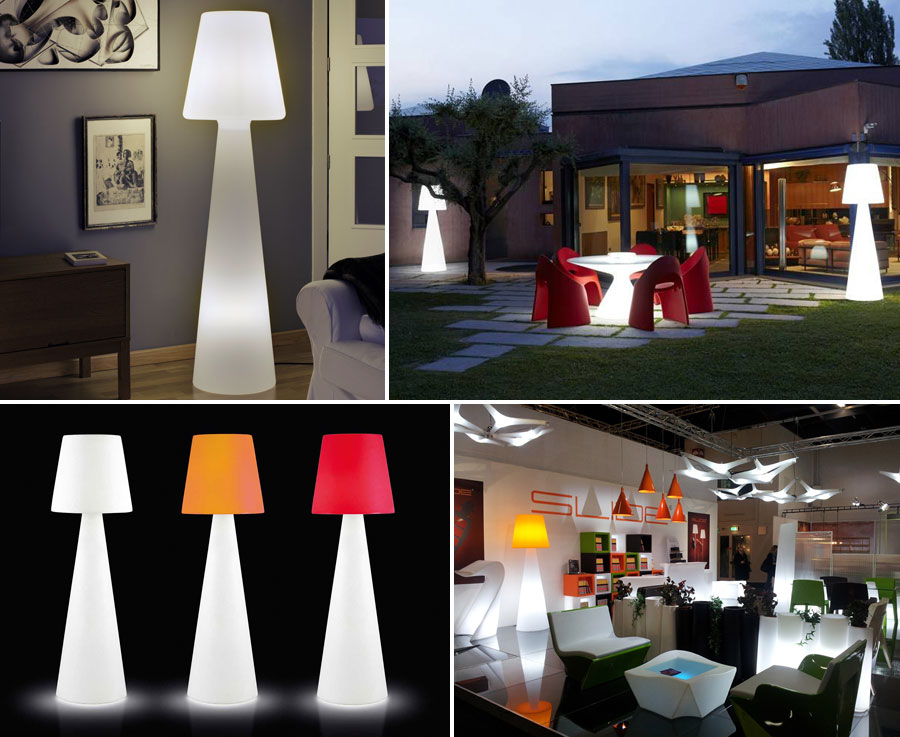 indoor outdoor floor lamp