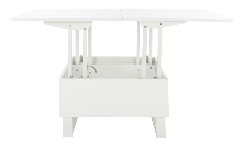 coffee table with storage with lift top