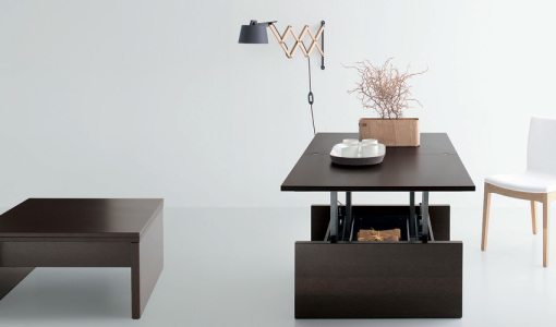 coffee to dining table